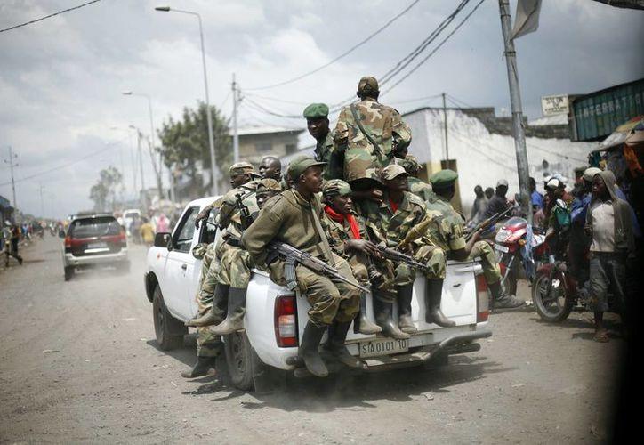 Más de 250 personas han perdido la vida en ataques en los alrededores de Beni en los últimos dos meses de manos de los rebeldes. (Archivo/Agencias)