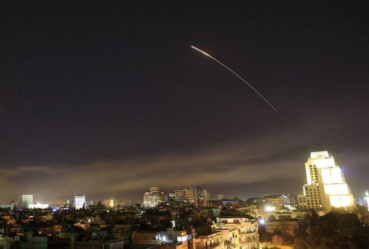 OTAN expresa respaldo al ataque de EEUU contra Siria