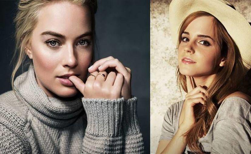 La noticia de un 'remake' de la famosa película 'Brokeback Mountain' que tendría como protagonistas a Emma Watson y Margot Robbie resultó ser falsa. (www.cinematographe.it)