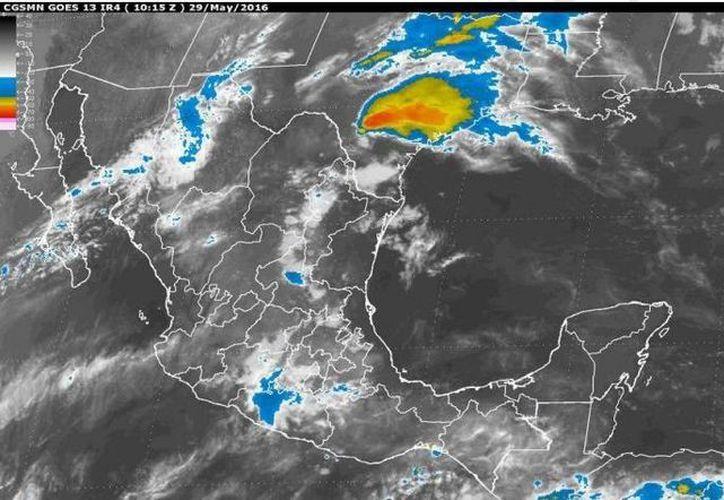 El clima en Quintana Roo durante el domingo será caluroso. (Cortesía/Conagua)