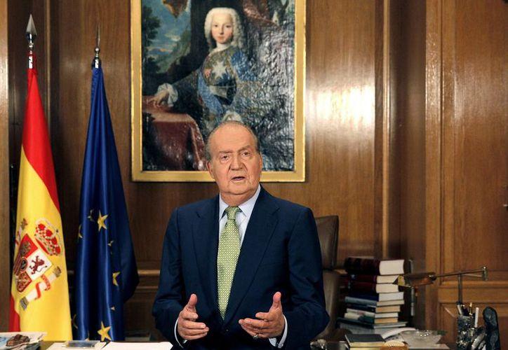 El Rey Juan Carlos reconoció que la crisis está provocando un preocupante desapego hacia las instituciones. (Agencias)