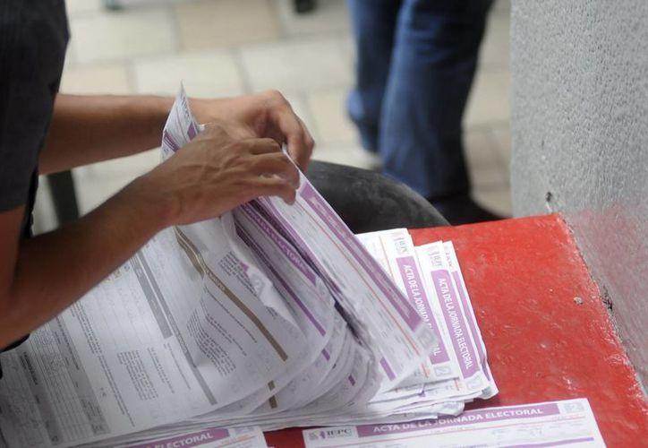 El IFE tendrá que reestructurar su calendario para cumplir con la destrucción del material electoral. (Archivo/SIPSE)