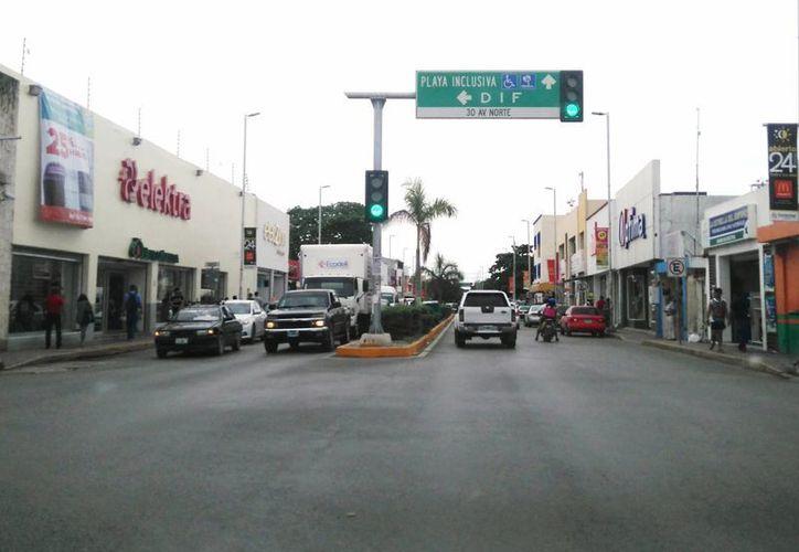 Algunos se instalarán en la avenida Juárez, avenida 115, calle 10 con avenida Colosio. (Redacción/SIPSE)