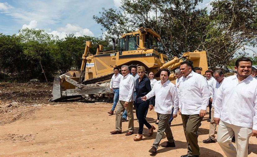 El hasta hoy gobernador tendrá una entrega de apoyos en Mérida y Yaxcabá. (SIPSE)