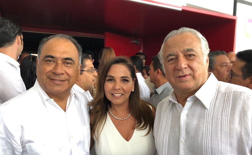 Encabeza la Presidente Municipal la delegación cancunense en el máximo evento turístico de México. (Redacción)