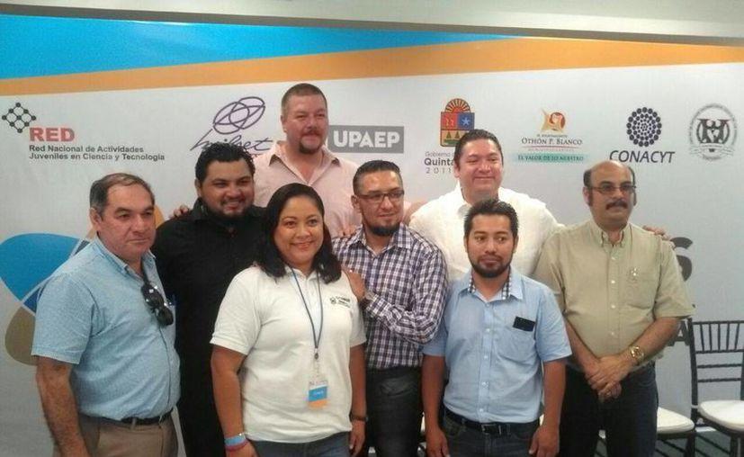 La expociencia que se llevó a cabo en Chetumal fue un éxito en cuanto a los proyectos que se presentaron. (Ángel Castilla/SIPSE)