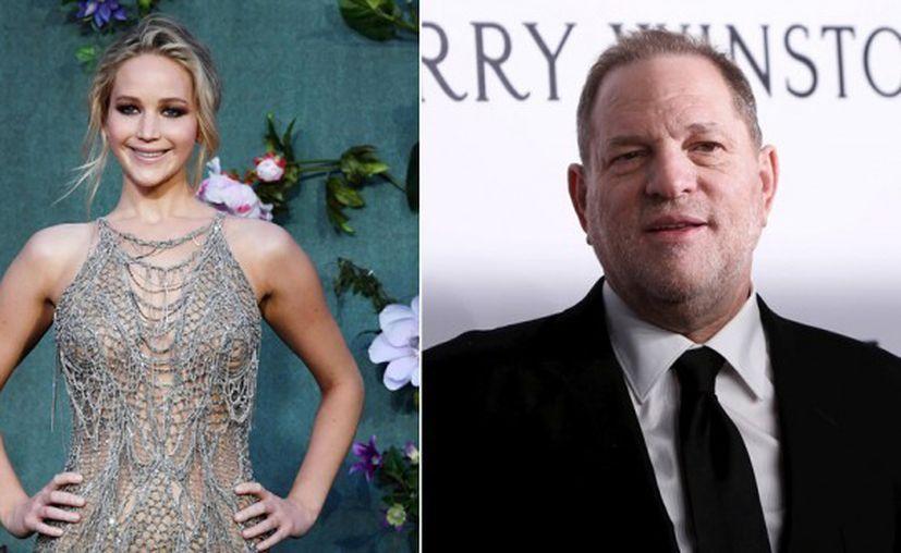 La actriz afirmó que jamás tuvo un trato con el productor que no haya sido de carácter profesional. (AFP)