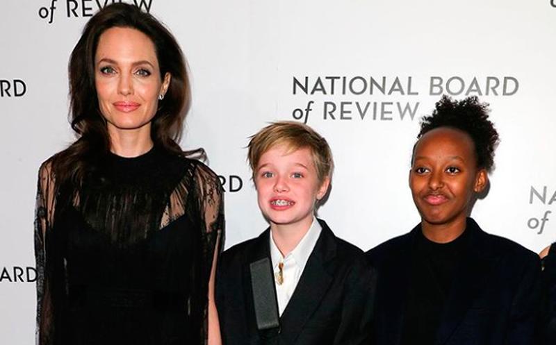 Jolie advierte que 20.000 niños venezolanos pueden convertirse en apátridas