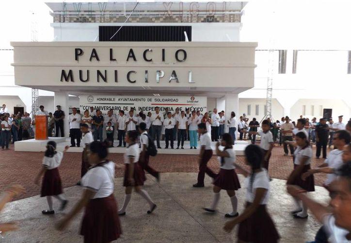 El Ayuntamiento asegura que el desfile del 20 de noviembre se desarrollará con normalidad.  (Redacción/SIPSE)