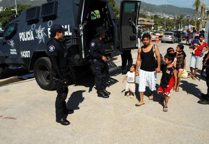 El ataque sexual contra las turistas españolas en playas de Acapulco ocurrió este lunes. (Notimex/Foto de contexto)