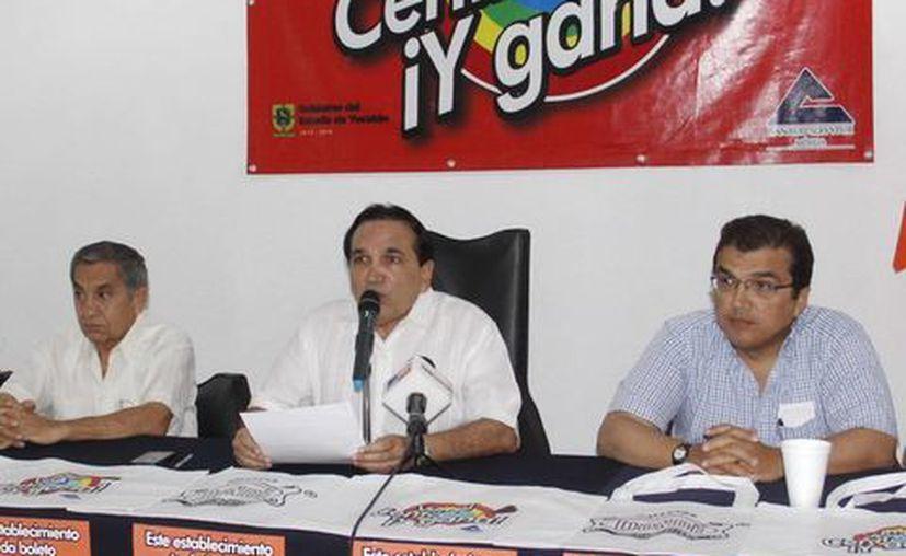 La Canaco pretende tener en el centro de Mérida, su fiesta del comercio. (Milenio Novedades)