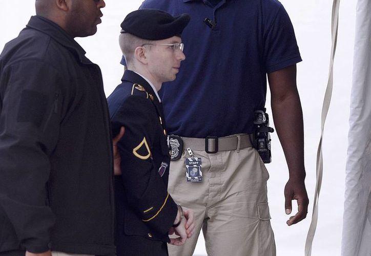 Manning está acusado de la filtración de miles de documentos clasificados a WikiLeaks. (EFE/Archivo)