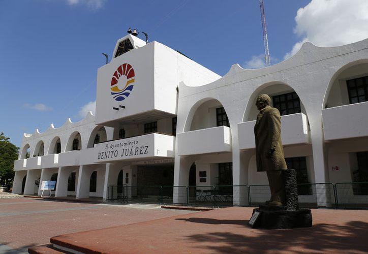 Investigan administración municipal 2013-2016 en Benito Juárez. (Israel Leal/SIPSE)