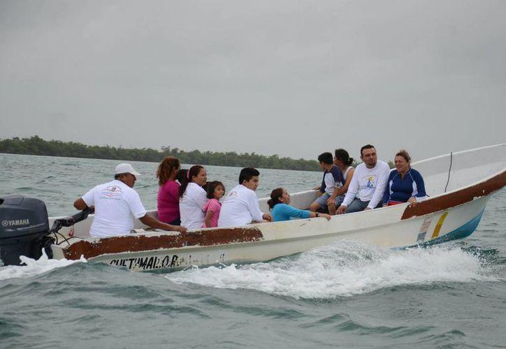 La actividad turística ha repuntado este año, en Quintana Roo. (Manuel Salazar/SIPSE)