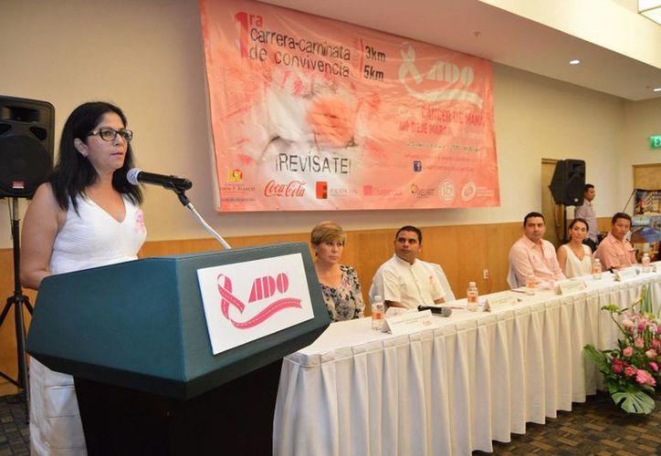 Los días 19 y 20 de octubre, en la Terminal de Autobuses de Chetumal, se ofrecerán mastografías de manera gratuita a mujeres mayores de 40 años. (Claudia Martín/SIPSE)