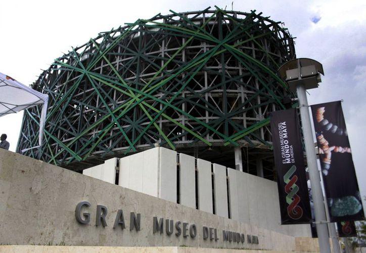 El museo reabrirá el viernes sus puertas al público, con todas sus áreas en servicio. (Christian Ayala/SIPSE)