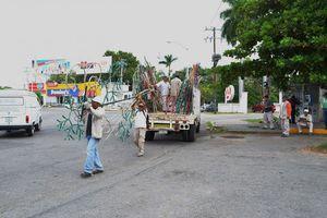 Mérida empieza a vestirse de Navidad