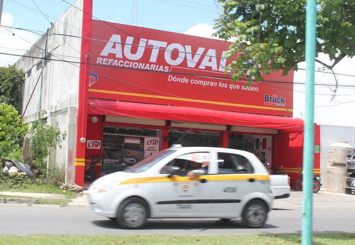 La administración municipal le debe a diversas empresas. (Ángel Castilla/SIPSE)