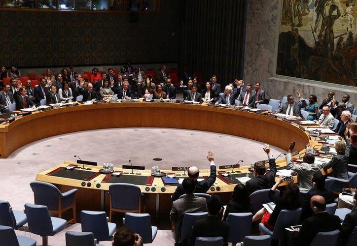 El Consejo de Seguridad de las Naciones Unidas condenó el avance de las milicias de extremistas islámicos en Irak. (EFE)
