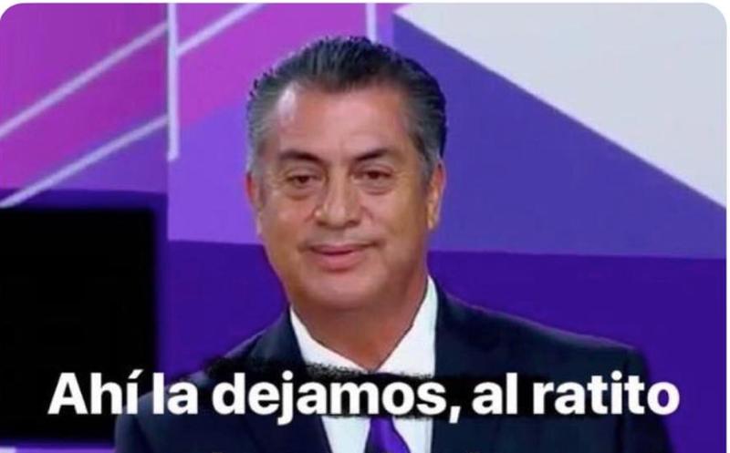 Memes del segundo debate de candidatos a la presidencia de México.