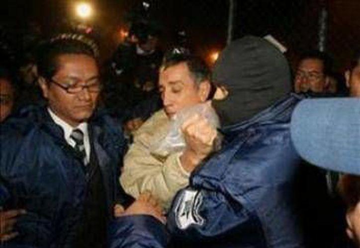 Mario Villanueva Madrid, lleva 12 años en prisión, de los cuales tres los ha pasado en Estados Unidos. (Archivo/SIPSE)