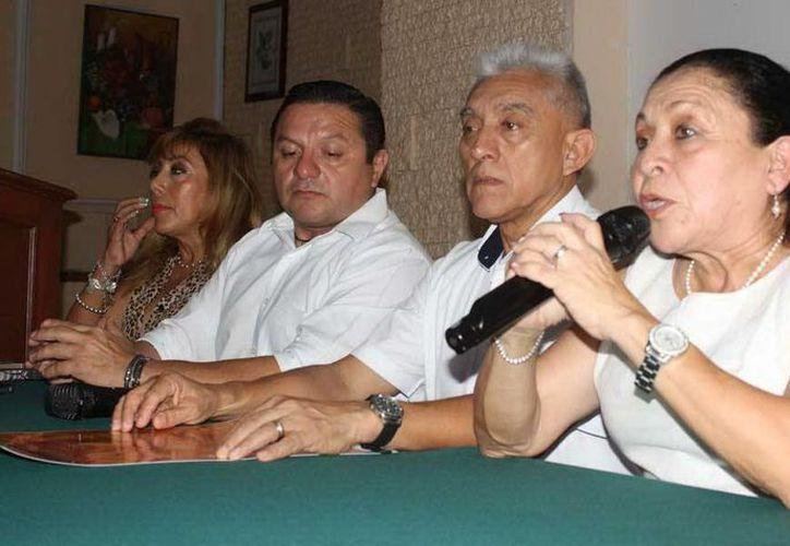 Miriam Canul Cob, presidenta de la Asociación de Ateltismo estatal. (Milenio Novedades)