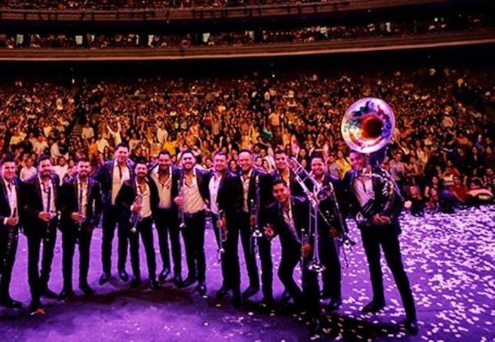 La banda ha tocado canciones compuestas por Marco Antonio Solís. (Foto: Banda MS)