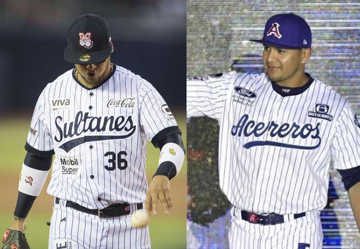 Seguidores de ambos equipos han mostrado su descontento por su uniforme 'similar' para la temporada venidera. (Vanguardia MX)