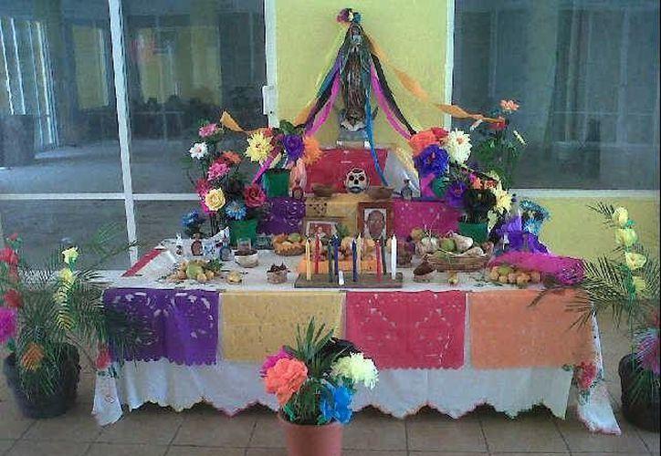 La modalidad del altar debe ser tradicional. (Cortesía/SIPSE)