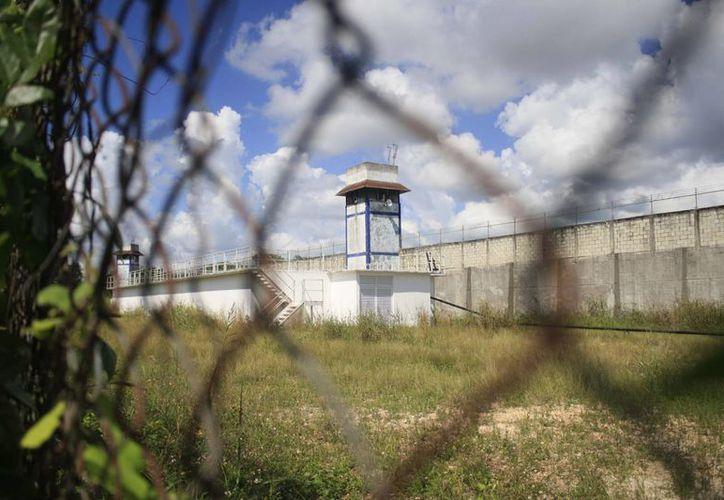Directivos y personal de la penitenciaria serán interrogados. (Harold Alcocer/SIPSE)