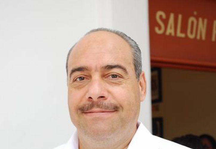 El secretario de Seguridad Pública, Jesús Aiza Kaluf, indicó que la cultura de denuncia no es favorable. (Tomás Álvarez/SIPSE)