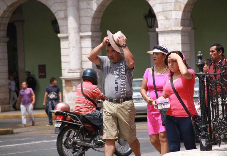 El clima seguirá estable en los próximos días en Yucatán, con temperaturas frescas al amanecer y anochecer, y  calurosas a mediodía y durante parte de las tardes. (Jorge Acosta/Milenio Novedades)