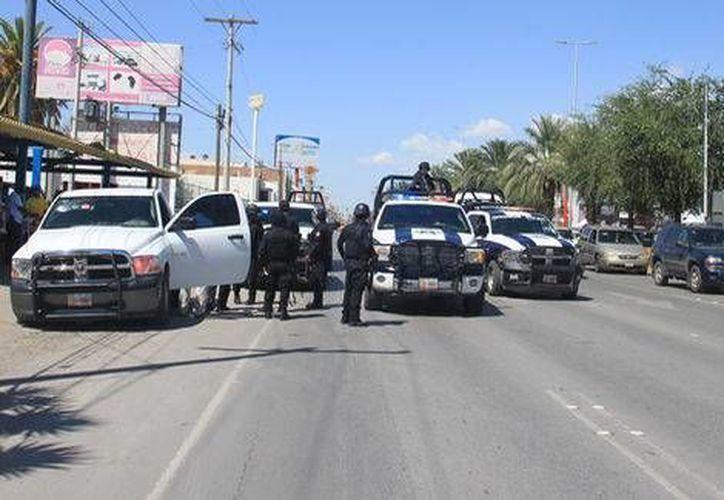 Tras la balacera en calles de Uruapan, Michoacán, los agentes localizaron a una persona herida cerca del lugar, la cual está en calidad de detenida (Milenio)
