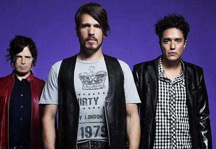 El grupo 'DLD' grabó su disco 'Futura' en un estudio de grabación montado en la Rockstar Suite del Hard-Rock Hotel en Cancún. (Foto/Internet)