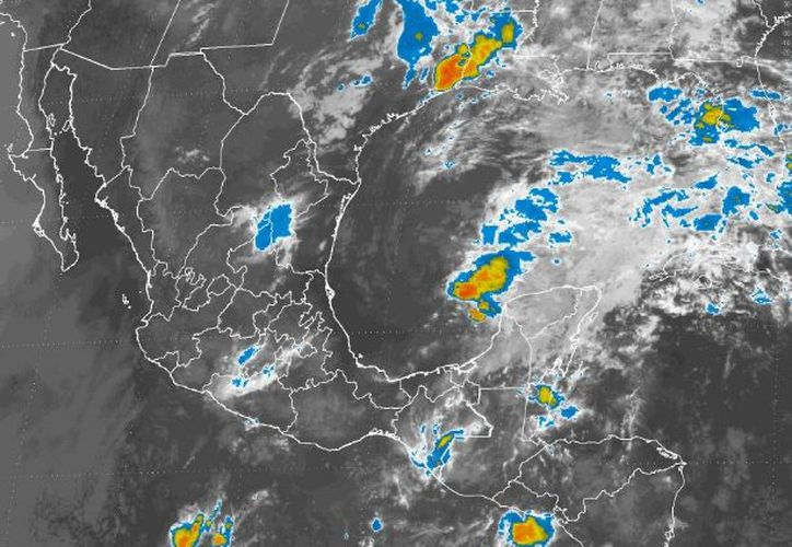 Es posible que se produzca una tormenta o chubasco dispersos. (Conagua)