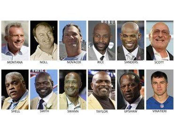 La NFL seleccionó a los mejores jugadores de los 50 Super Bowl, para armar el equipo ideal; 'Golden Team'. (AP)