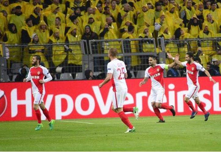 Mónaco gana el partido. (Foto: @AS_Monaco)