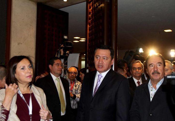 México está expuesto a riesgos constantes debido a su situación geográfica, aseguró Osorio Chong. (Notimex)