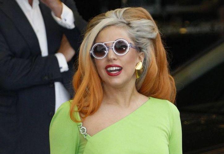 Gaga siempre ha estado obsesionada con tomar tés para mantenerse feliz. (SIPSE)