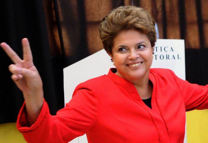 El 2014 será un año muy intenso para la presidenta Dilma Rousseff. (politicargentina.com)