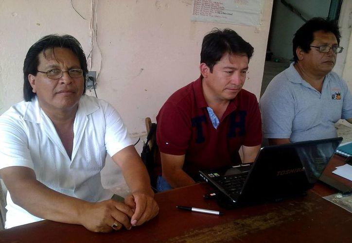 Los ejidatarios acudirán a entrevistarse con el delegado de la Reforma Agraria. (Iván Duarte/SIPSE)