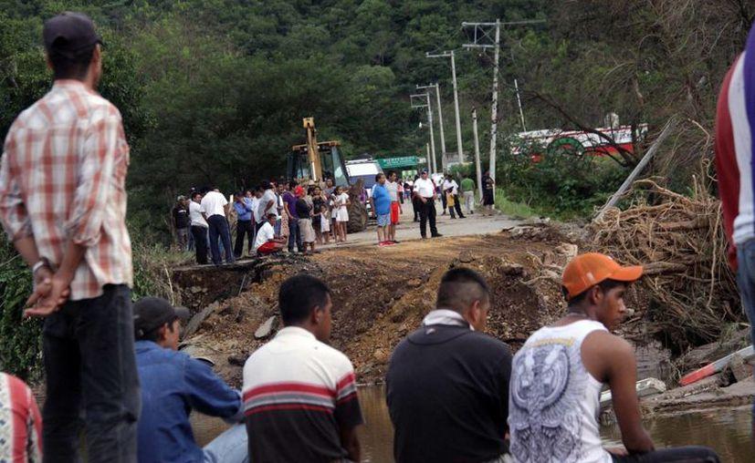 Hacienda informa que continúa realizándose la evaluación de daños y la cuantificación de los costos asociados a la reconstrucción de las zonas afectadas. (Archivo Notimex)