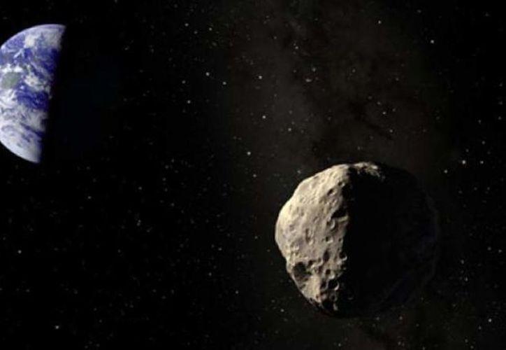 Rara vez un cometa del tamaño del 2014 JO25 se acerca tanto a la Tierra. (La Prensa)