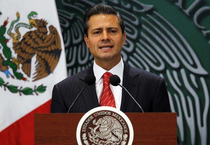 El Presidente estará acompañado por Ildefonso Guajardo y Enrique Jacob. (Agencias)