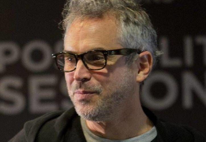 Alfonso Cuarón se encuentra en la Ciudad de México grabando la película 'Roma', por diferentes puntos de la capital mexicana. (Notimex)