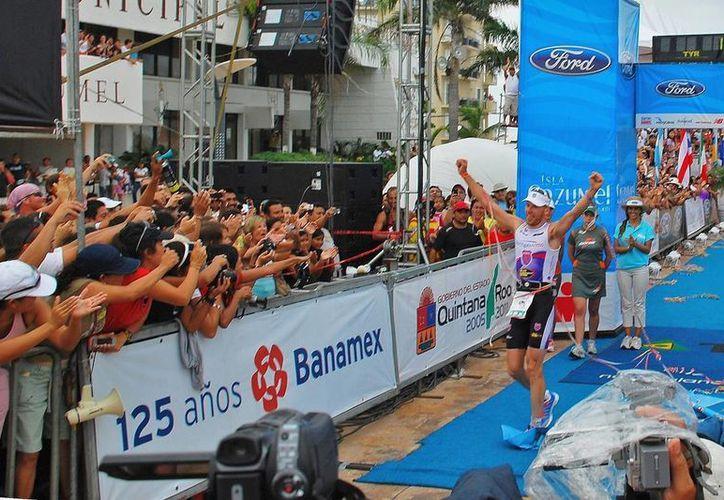 La competencia deportiva ha dejado buenos beneficios al destino. (Gustavo Villegas/SIPSE)