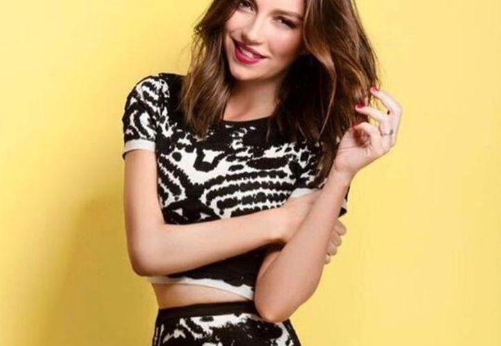 La joven actriz recibió diversas muestras de apoyo entre sus seguidores. (Instagram: Regina Blandón)