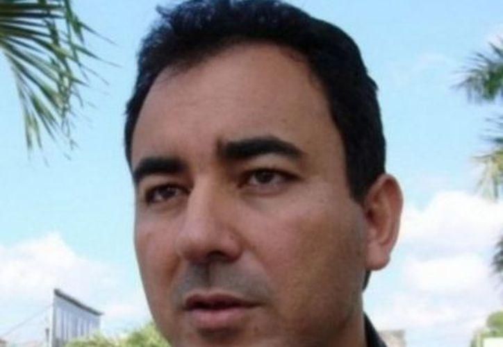José Alberto Alonso Ovando, director general de la Comisión de Agua Potable y Alcantarillado (CAPA). (Cortesía/SIPSE)