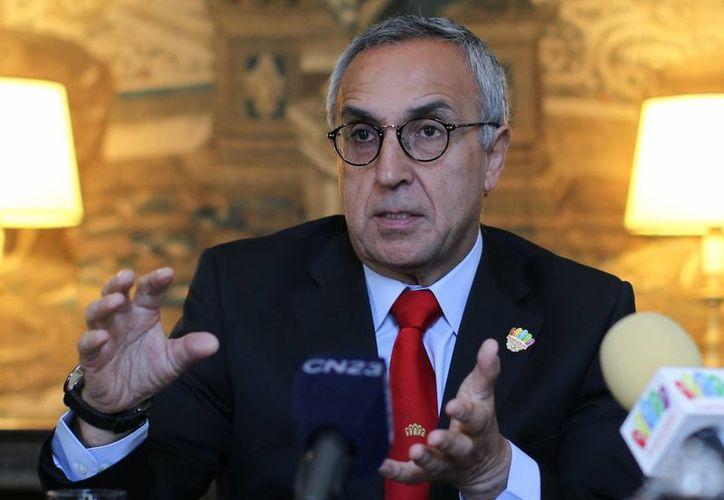 El presidente del COE, Alejandro Blanco, está en Argentina en busca de lograr que Madrid sea sede de los JO2020. (EFE)