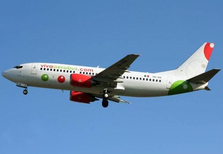 Cd. Juárez cuenta actualmente con vuelos a la Ciudad de México, Guadalajara, Monterrey, León, y ya puso a la venta los boletos para Cancún. (Agencia)